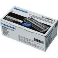 Panasonic KX-FAD412X Black Drum Unit (6,000 Page Capacity)
