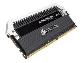 Corsair Dominator Platinum Series 64GB (4 x 16GB) DDR4 DRAM 2400MHz C14 Memory Kit