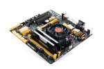 Asus AMD A10 7700K Socket FM2+ A88XM-PLUS 8GB DDR3 Motherboard Bundle