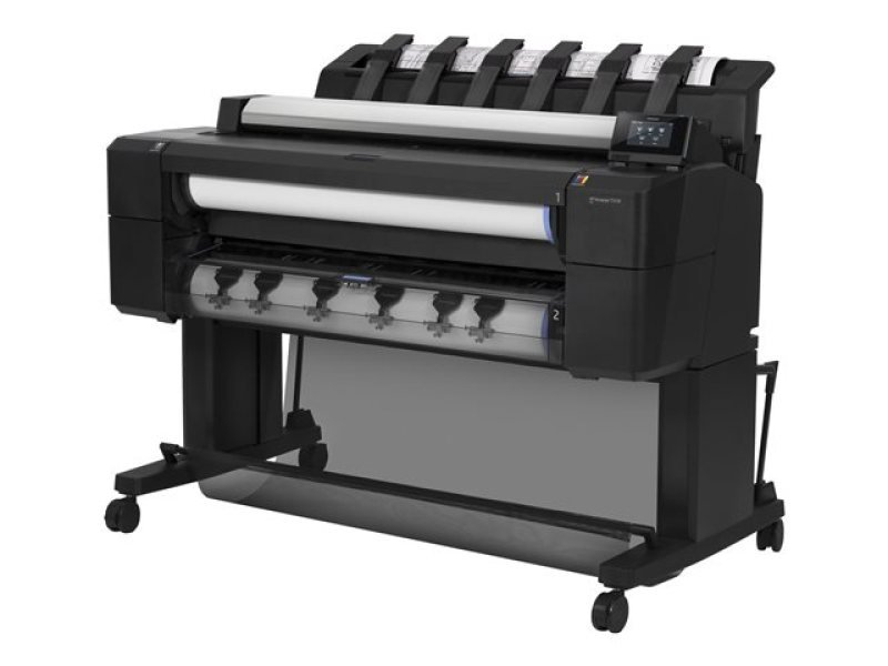 HP Designjet T2530 36-Inch Multi-Function A0 Large Format Printer