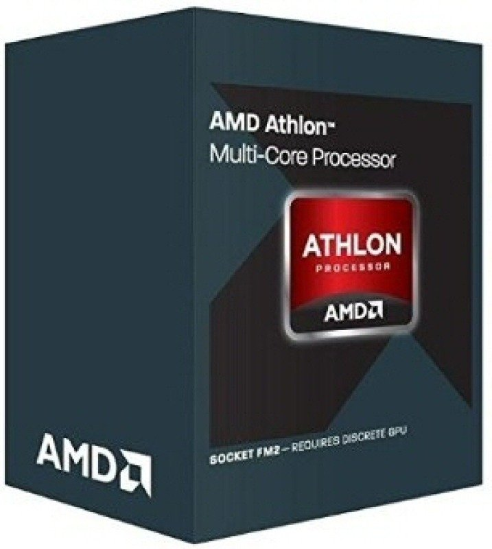AMD Athlon X4 860K Black Edition 3.7GHz Socket FM2 4MB L2 Cache Retail Boxed Processor