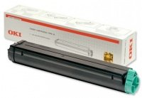 *OKI B4300/ B4350 Black Toner cartridge - 6000 pages