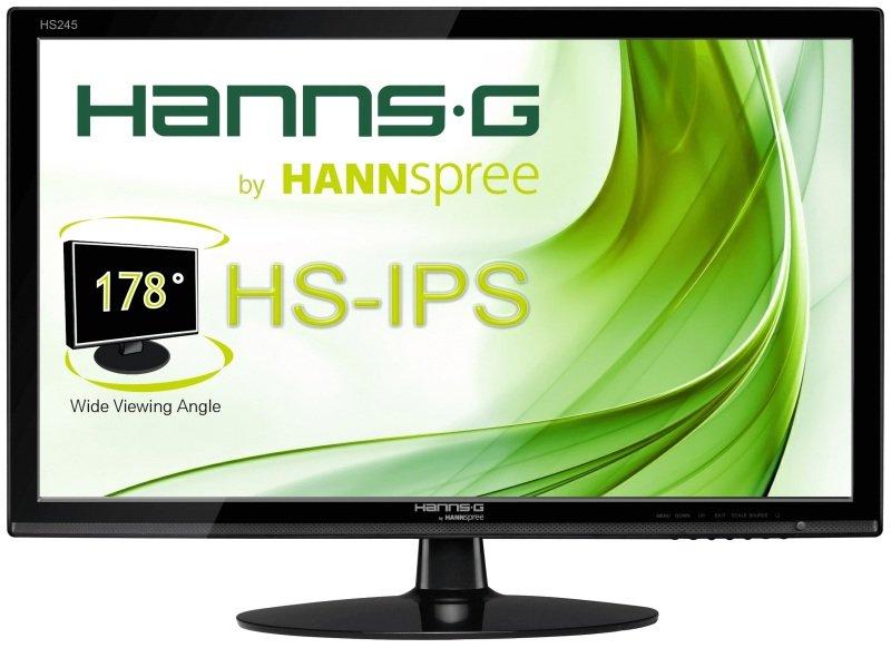 HannsG HS245HPB 23.8&quot IPS DVI HDMI Monitor