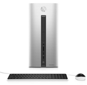 HP Pavilion 550-219na Desktop PC with AMD Quad-Core A10-7800/ 16GB/ 2TB/ Win 10