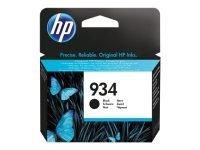 *HP 934 Black Ink Cartridge - C2P19AE
