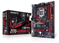 Gigabyte Z170-Gaming K3-EU Socket 1151 DVI-D HDMI 7.1-channel HD Audio ATX Motherboard