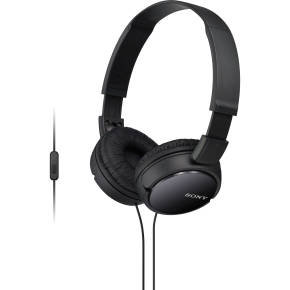 Sony Overhead Headphones Mobile - Black