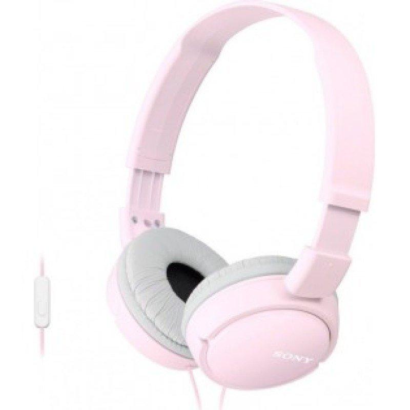 Sony MDRZX110APP Overhead Headphones Mobile - Pink