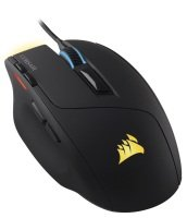 Corsair Gaming Sabre RGB Gaming Mouse Light Weight 10000 DPI Optical Multi colour