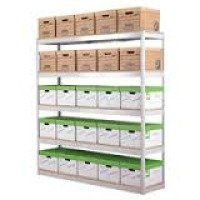 FF Zamba Stock/Archive Shelving