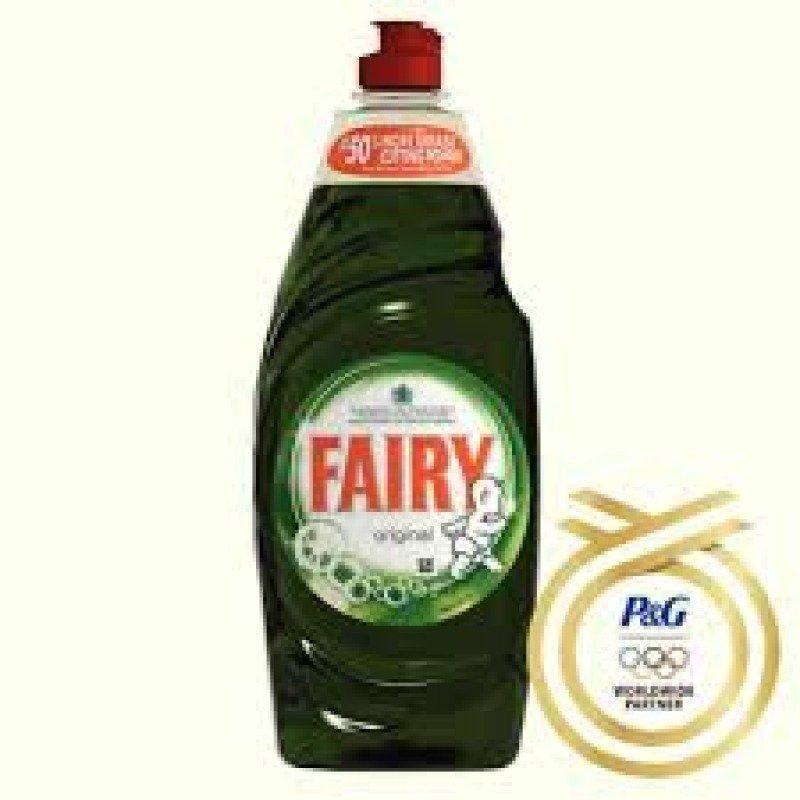 Image of Fairy Original Hand Dish Washing Liquid 615ml