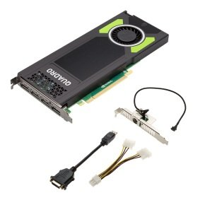 NVIDIA Quadro M4000 8 GB GDDR5 DisplayPort PCI E Graphics Card