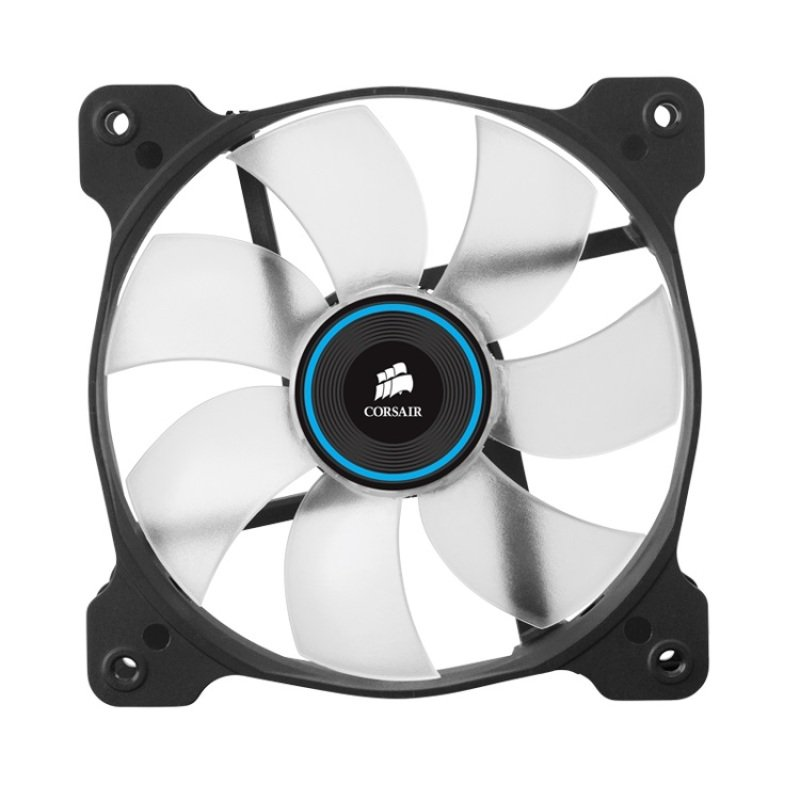 Corsair Air Series Sp120 High Static Pressure Fan (120mm) With Blue Led