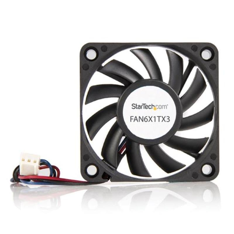 StarTech.com Ball Bearing Computer Case Fan w/ TX3 Connector