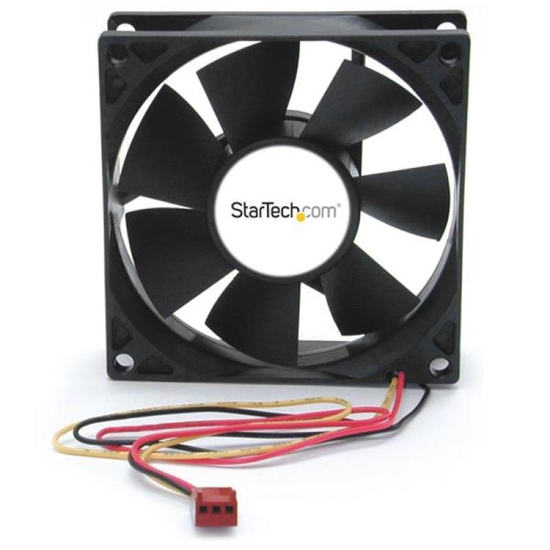 StarTech.com 80x25mm Dual Ball Bearing Case Fan w/ TX3 Connector