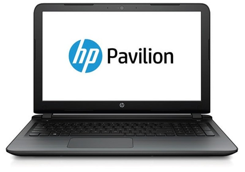 "Image of HP Pavilion 15-ab535na Laptop, Intel Core i5-6200U 2.3GHz, 8GB RAM, 1TB HDD, 15.6"" LED, DVDRW, NVIDIA 940M, WIFI, Webcam, Bluetooth, Windows 10 Home 64"