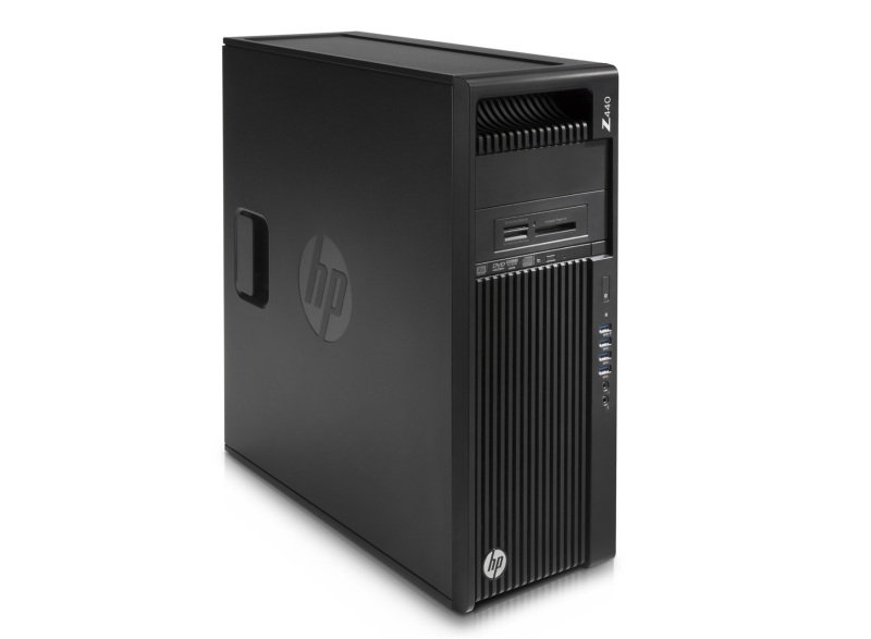 HP Z440 16GB Intel Xeon E51620 v3  3.5 GHz 256GB SSD MiniTower Workstation