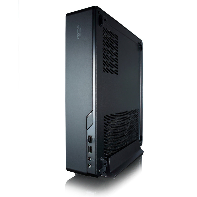 Fractal Design Node 202 Computer Case (black)