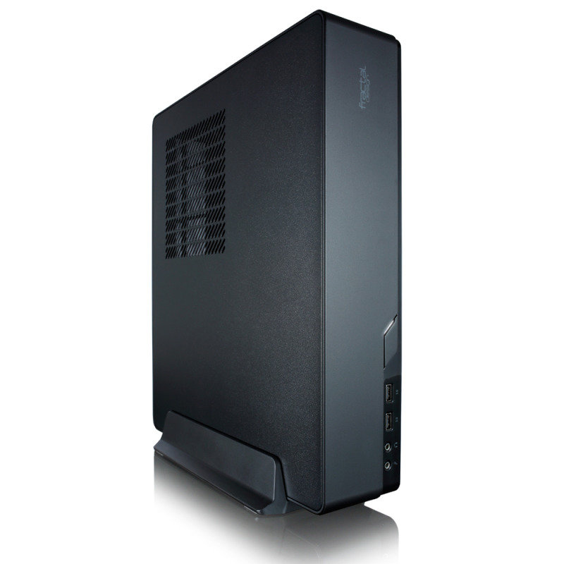 Fractal Design Node 202 Computer Case (black) With Integrated Sfx 450w Power Supply Unit