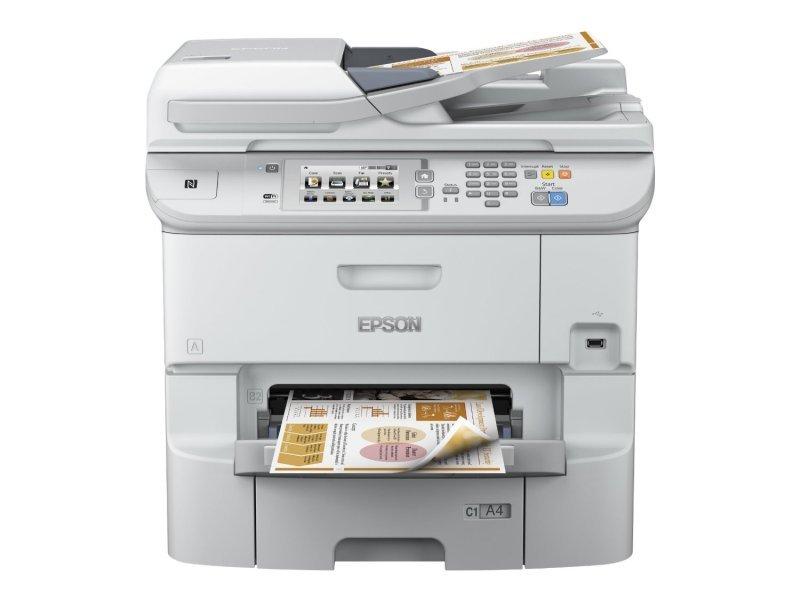 Image of Epson Workforce Pro WF-6590dwf A4 Wireless Multi-Function Inkjet Printer