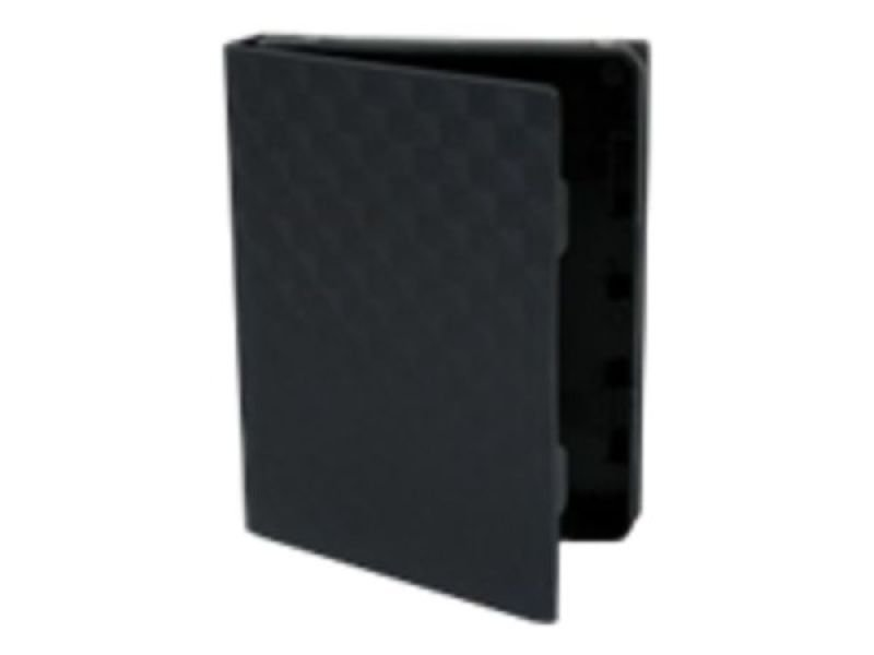 Image of 2.5IN ANTI-STATIC HARD DRIVE - PROTECTOR CASE - BLACK (3PK) UK