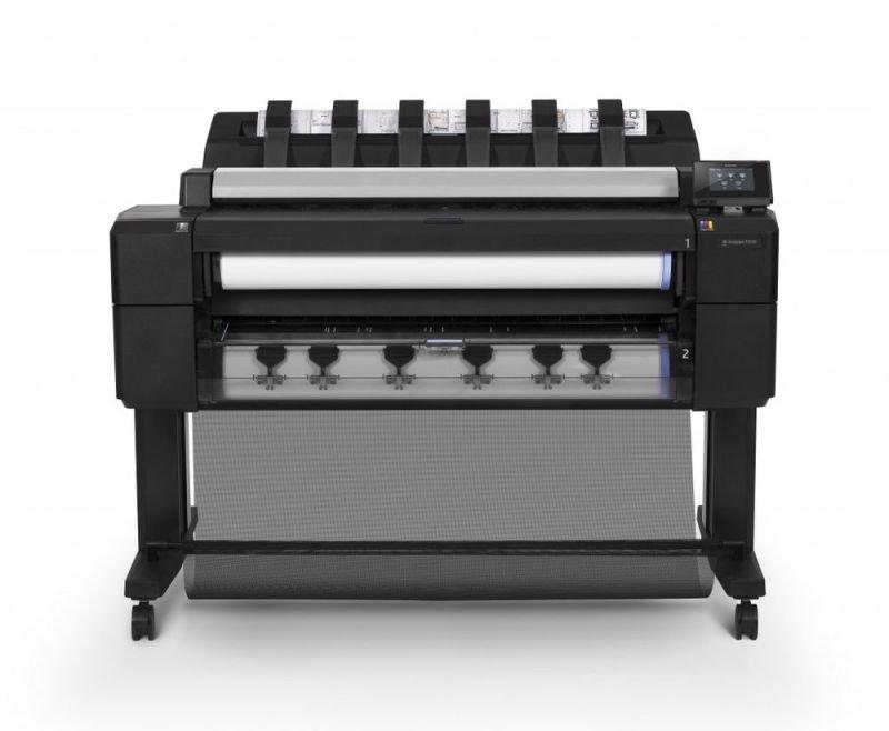 HP Designjet T2530 36-Inch PostScript Multi-Function A0 Large Format Printer