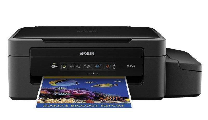 Image of Epson EcoTank ET-2500 Multi-Function Inkjet Printer