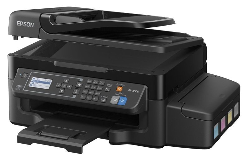 epson ecotank et 4550 all in one multi function inkjet printer ebuyer. Black Bedroom Furniture Sets. Home Design Ideas