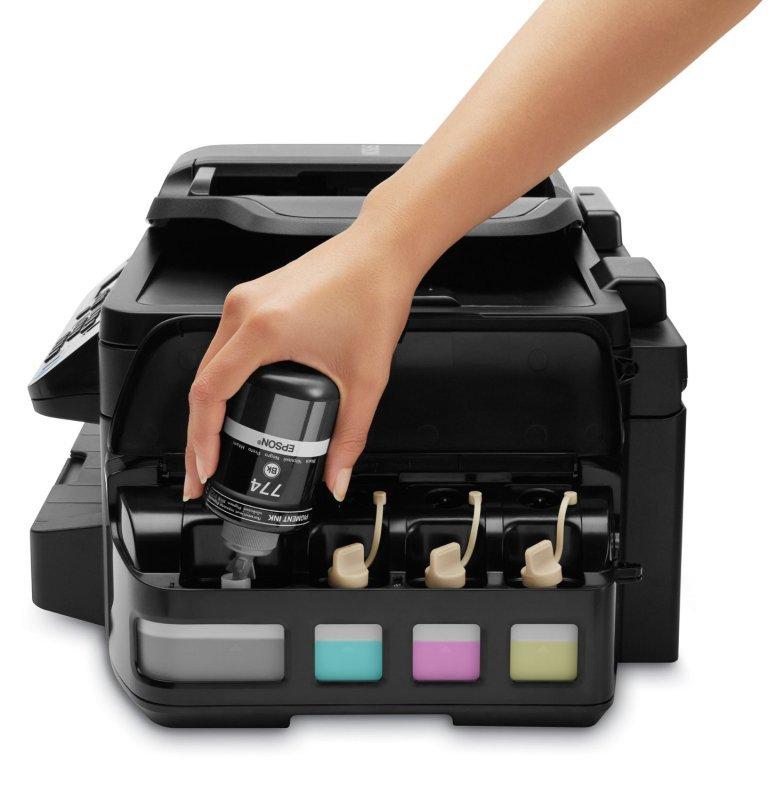 Epson EcoTank ET-4550 All-in-one Multi-Function Inkjet Printer