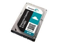 "Seagate Enterprise Capacity 2.5"" Hard Drive  2TB SATA 6Gb/s"