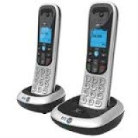 BT BT2100 DECT Cordless Telephone Twin