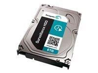 "Seagate Surveillance HDD Hard Drive 6TB Internal 3.5"" SATA 6Gb/s"