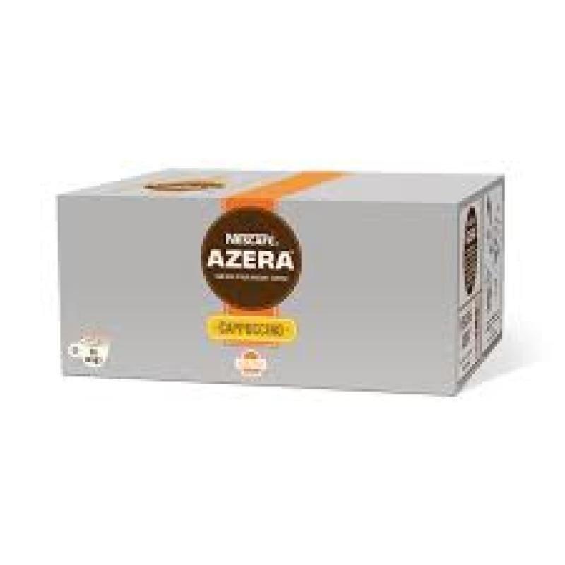Nescafe Azera Cappuccino Sachets Pk 50