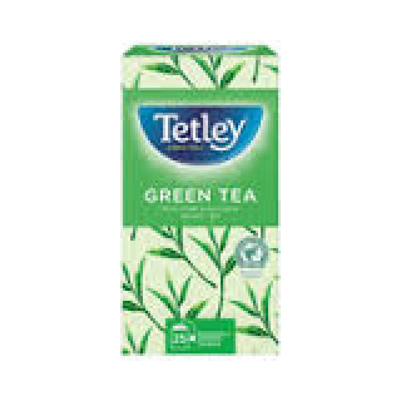Tetley Pure Green Tea Bags Pack of 25