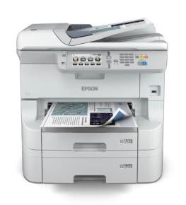 Epson Workforce Pro WF-8590DTWF A3+ Multi-Function Wireless Colour Inkjet Printer