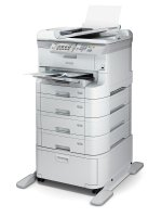 Epson Workforce Pro WF-8590D3twfc A3+ Multifunction Wireless Inkjet Printer with 3 additional paper trays