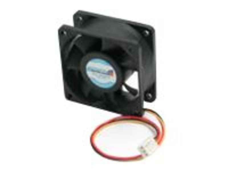 Image of StarTech 60x25mm High Air Flow Dual Ball Bearing Computer Case Fan w/ TX3 - System fan kit