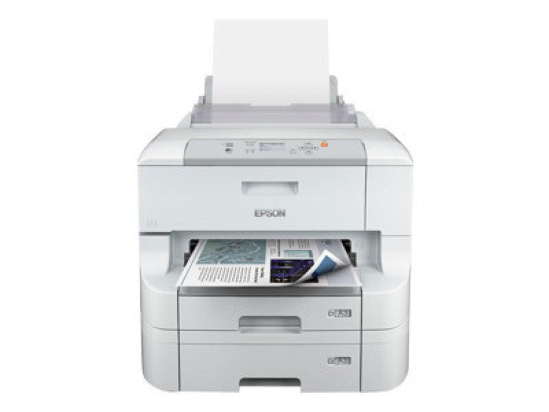 Image of Epson Workforce Pro WF-8090DTW A3 Wireless Multifunction Inkjet Printer