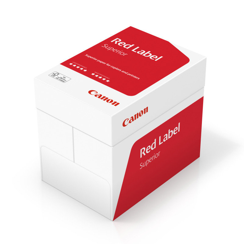 It's just a graphic of Juicy Canon Red Label 90gsm