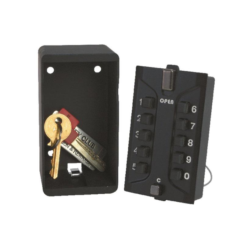 Phoenix Emergency Key Store Push Button Combination Lock