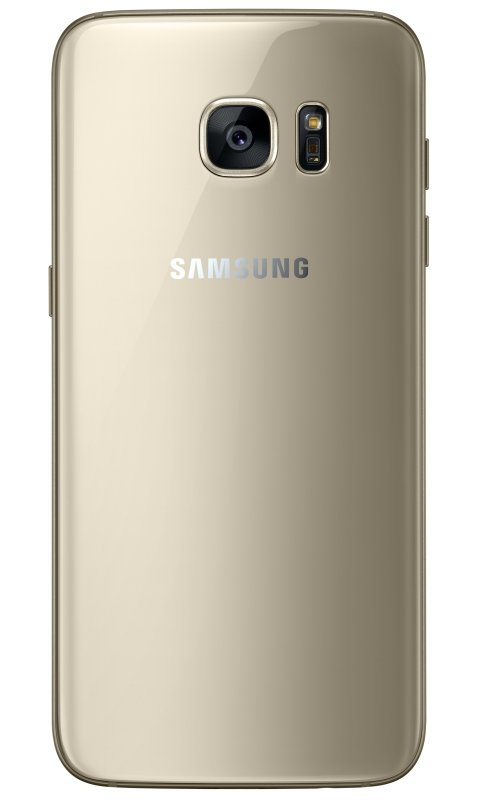 Samsung S7 Edge 32GB Phone - Gold