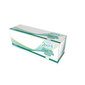 2Work Magnetic Refillable Whiteboard Eraser