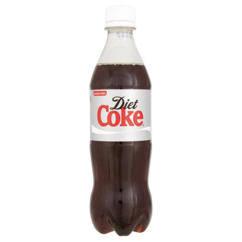 Diet Coke 500ml Bottle Pack 24