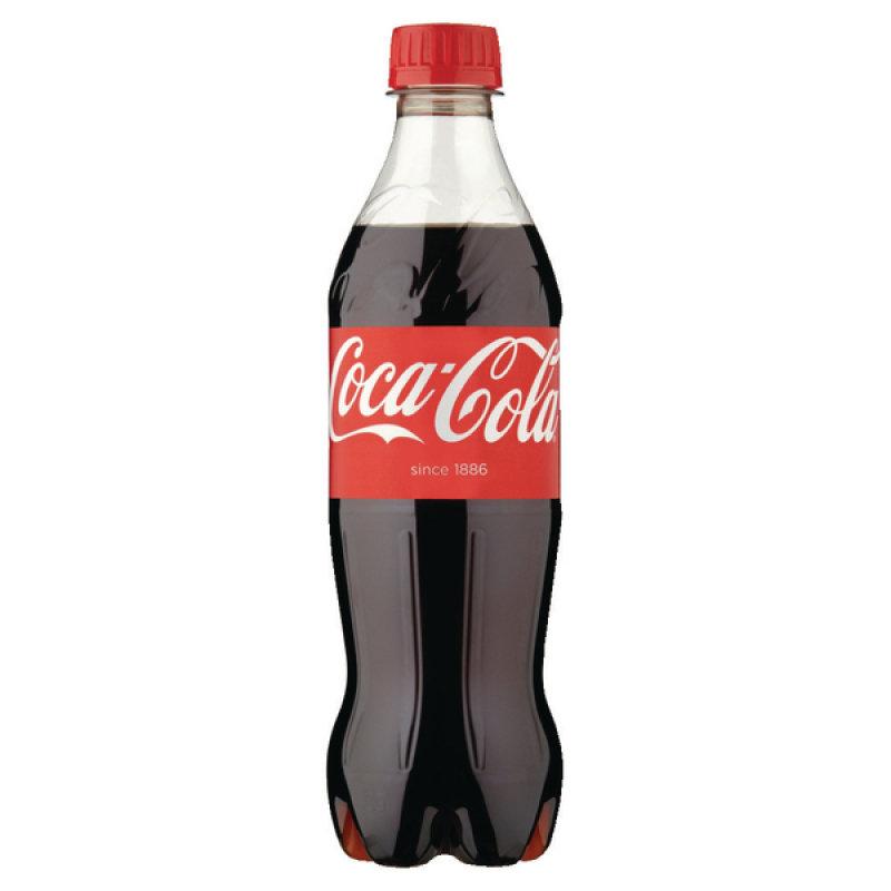 Coca-Cola 500ml Bottle Pack 24