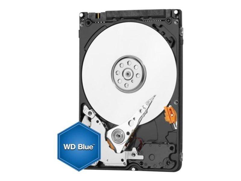 """WD Blue Hard Drive 500GB Internal 2.5"""" SATA 6Gb/s"""