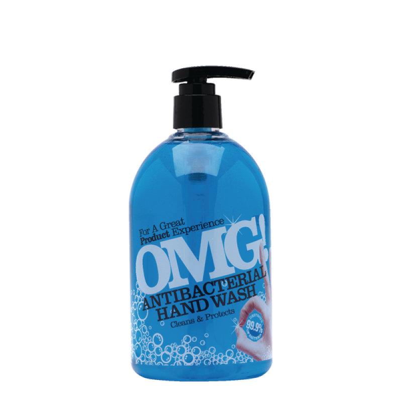 Omg Antibacterial Hand Soap 500ml