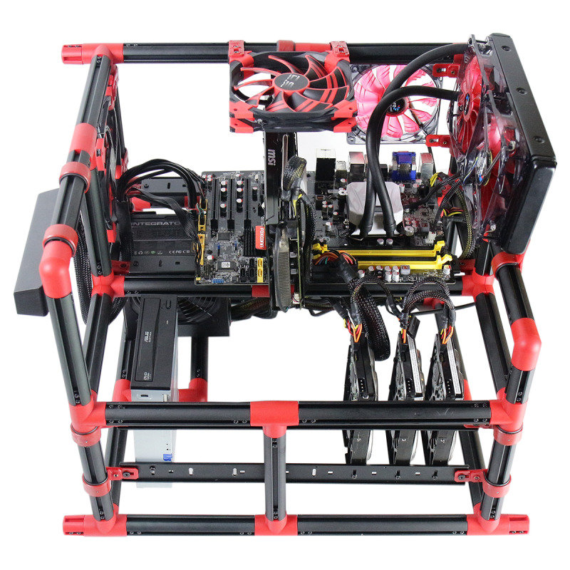 Aerocool Dream Box Creative DIY PC Case Building Kit