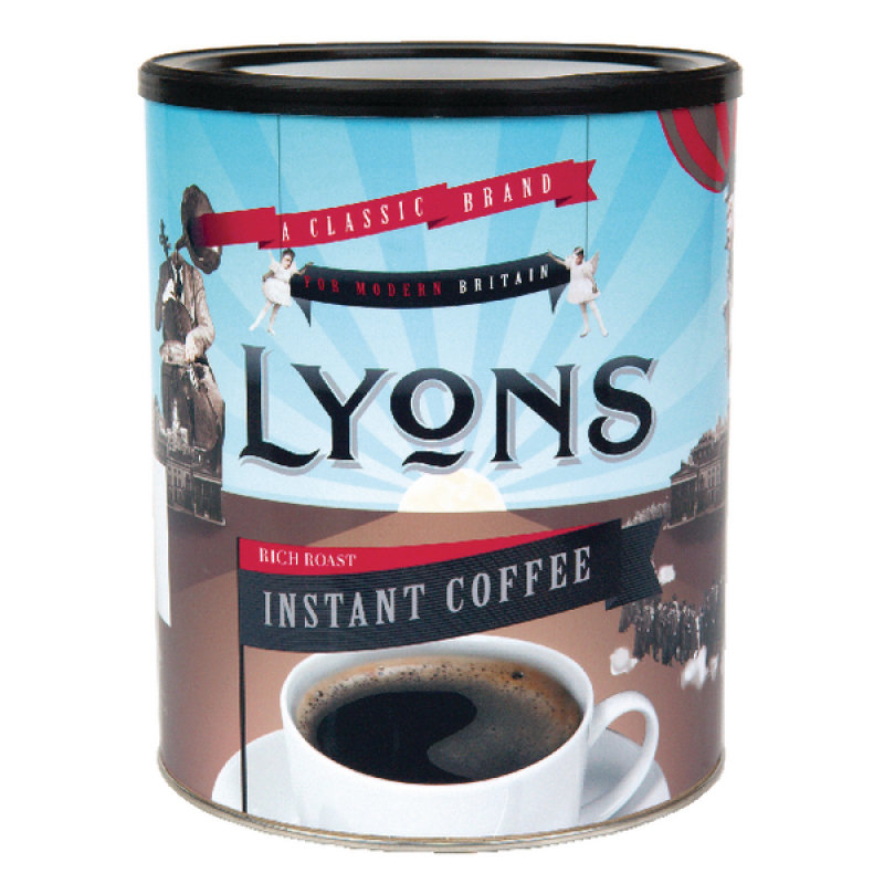 Lyons Instant Coffee Granules 750g