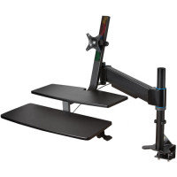 Kensington SmartFit Sit/Stand Workstation for Ergonomic- and Health Benefits