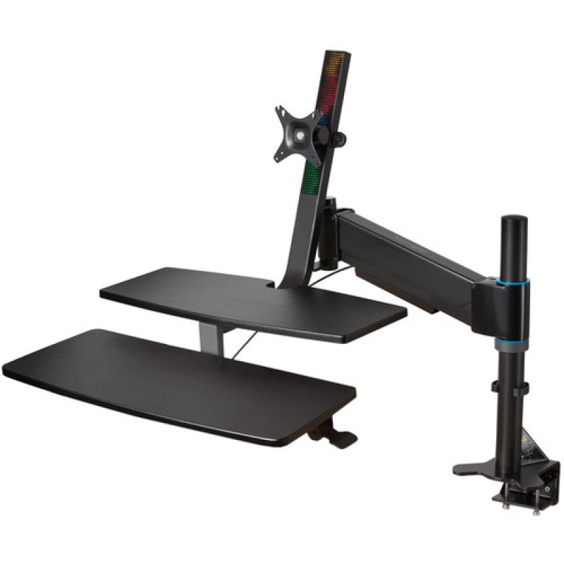 Kensington SmartFit Sit/Stand Workstation for Ergonomic- and Health Benefits